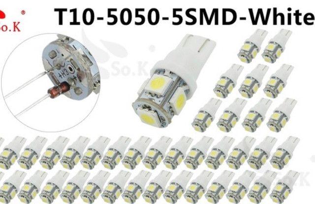 Lâmpada de LED 12V Carro Moto Caminhonete