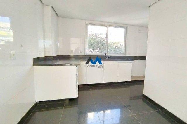 Apartamento à venda com 4 dormitórios em Santo antônio, Belo horizonte cod:ALM1773 - Foto 12