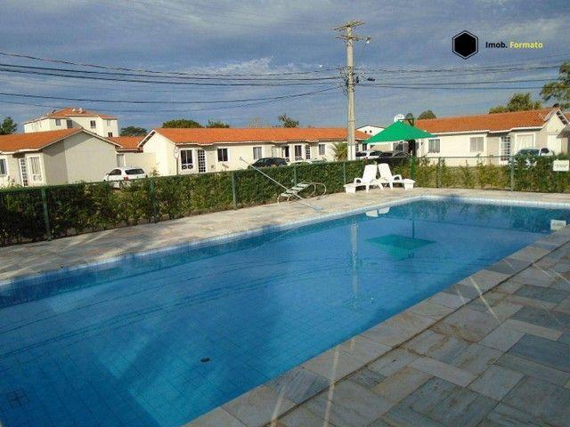 Apartamento com 2 dormitórios para alugar, 55 m² por R$ 1.100,00/mês - Rita Vieira - Campo - Foto 11