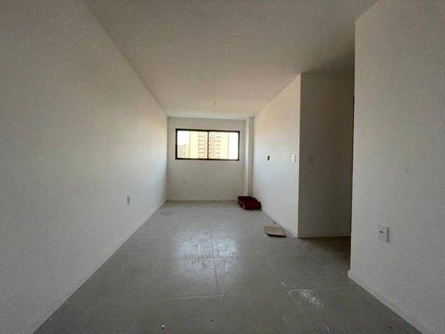 Apartamento para venda possui 54 metros quadrados com 2 quartos em Mangabeiras - Maceió -  - Foto 4