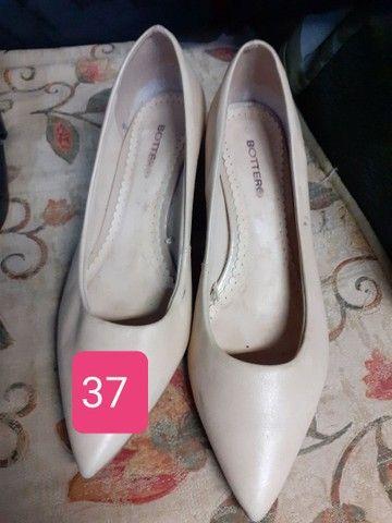 Sapatos Bottero usados  - Foto 3