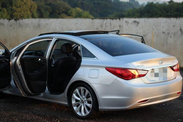 Hyundai  Sonata  70 Mil km / Mega Conservado  - Foto 6