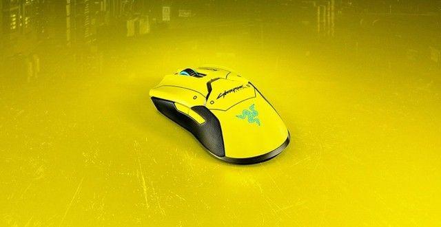 Mouse Gamer Viper Ultimate Cyberpunk 2077 Razer - Foto 3