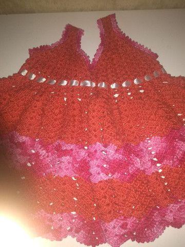 Vestidos de croche - Foto 4
