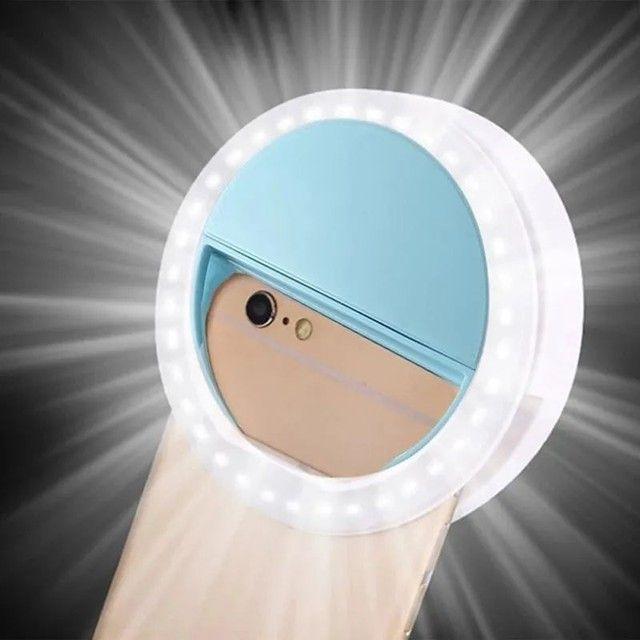 Ring light Anel Selfie ?
