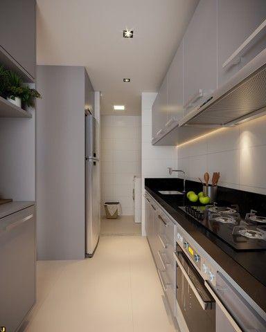 Apartamento com 2 quartos   1 suíte   Varanda Gourmet   2 vagas   Bairro Jardim Finotti - Foto 2