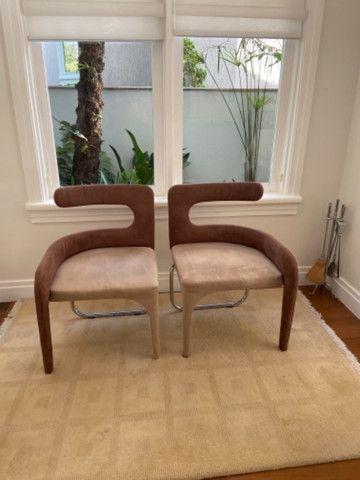 Cadeiras decorativas