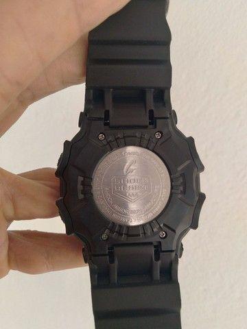 Relógio G-Shock DW5600 Preto fosco (estilo retrô) - Foto 5