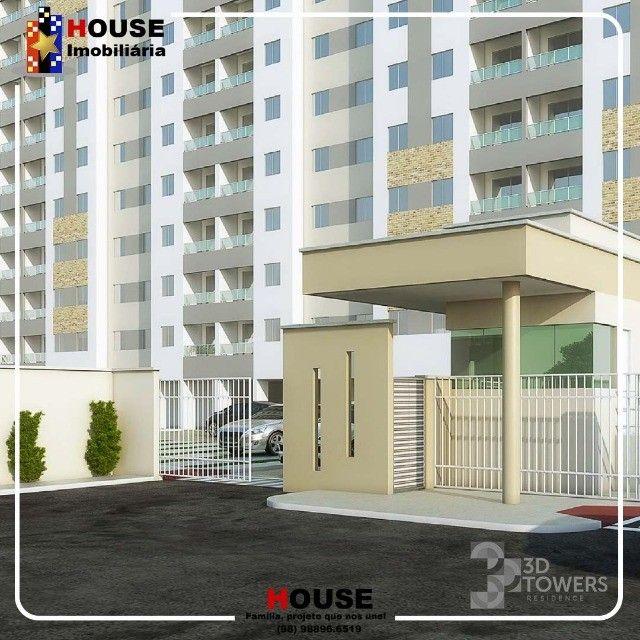 condomínio, 3D Towers_apto com suíte - Foto 7