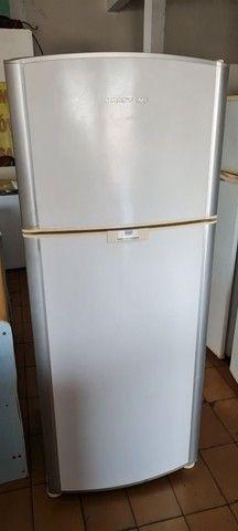 Geladeira dúplex 440 litros Brastemp degelo seco - ENTREGO