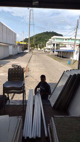 Transportes de Cargas , fretes, Mudanças, Itapoá SC  - Foto 5