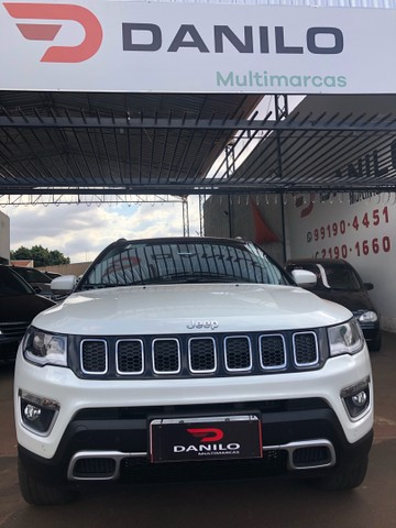 Jeep Compass Diesel 4x4 LIMITED 2020