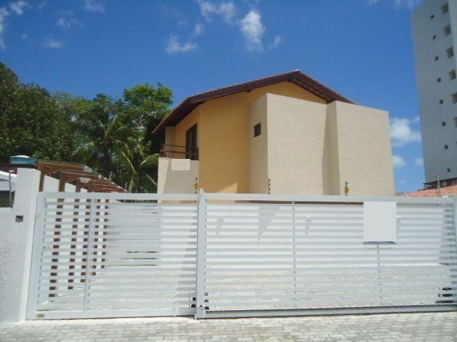 Casas Duplex Novas no Bairro dos Bancários - 3 quartos, 2 wc sociais, sala p/2 ambientes