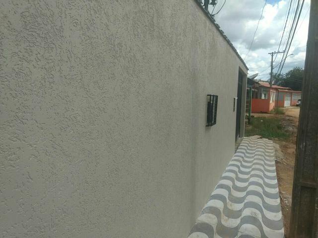 Casa com título no bairro areal próximo a amadeo Barbosa