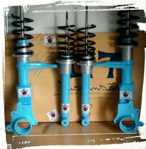 Kit rosca linha Vw com torres completa
