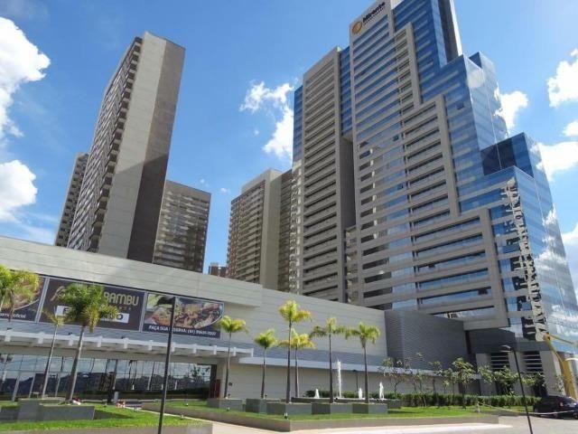DF Century Plaza - AP. 01 Quarto ou Sala Comerciais - Águas Claras.