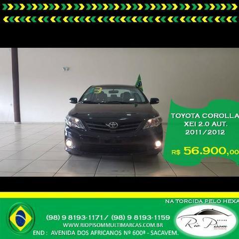 Toyota Corolla Xei - Automático - Super Novo - Aceito seu Carro e Financio