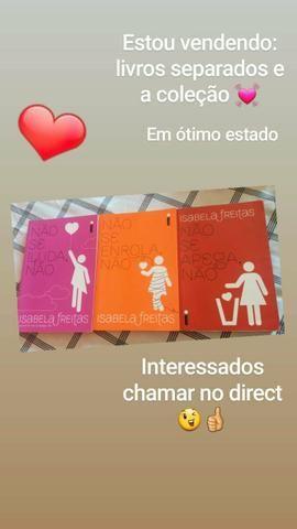 Livros da coleção ( Isabela Freitas)