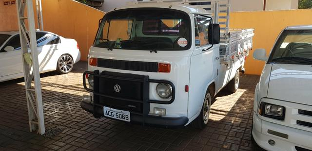 Kombi pick-up diesel raridade