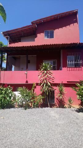 Casa Itacaré, no centro, 3 quartos, ar e garagem