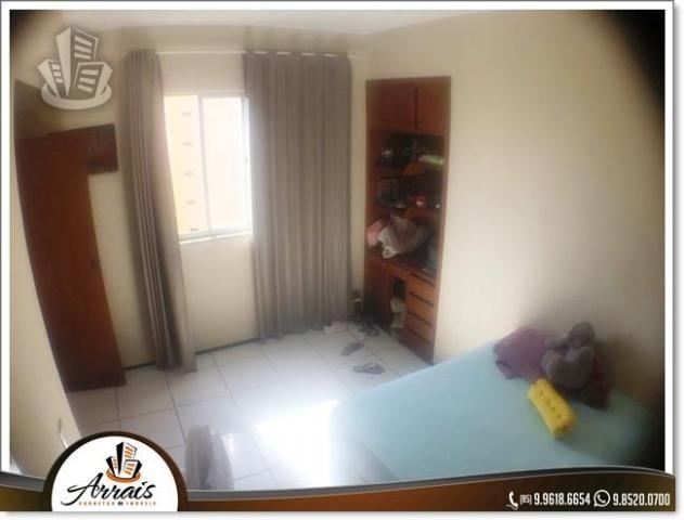 Apartamento residencial à venda, Benfica, Fortaleza. - Foto 13