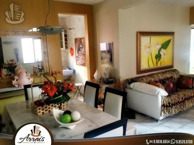 Apartamento residencial à venda, Vila União, Fortaleza. - Foto 2