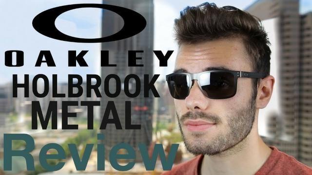 Óculos Oakley Holbrook Metal Prizm 100% Polarizado - Bijouterias ... b976d62bc85