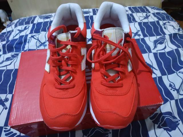 947aa53a533 Tênis New Balance 574 Original - Roupas e calçados - Vila Guarani ...