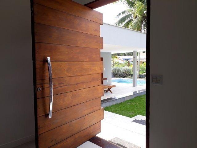 Casa moderna com área de lazer privativa em condomínio fechado   Oficial Aldeia Imóveis - Foto 5