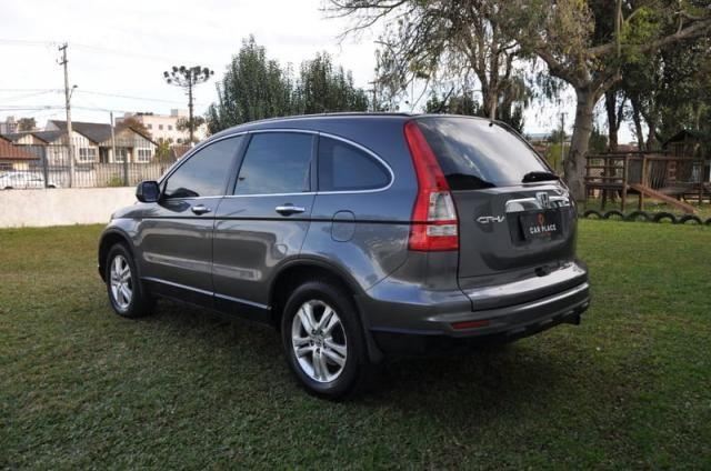 Honda Cr-v Exl 2.0 16v 4wd 2011 Gasolina - Foto 11