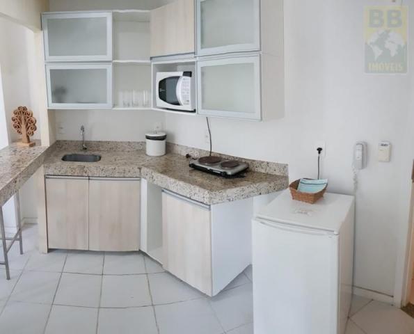 Flat para venda em natal, ponta negra, 1 dormitório, 1 banheiro, 1 vaga - Foto 5