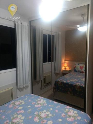 Lindo apartamento em morada de laranjeiras 2 quartos - Foto 16