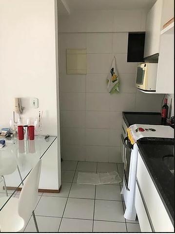 Quarto e sala,nascente na Ponta Verde, varanda, 45 m²,área de lazer completa na cobertura! - Foto 7