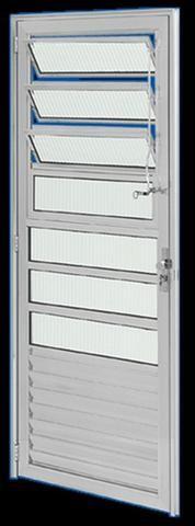 Janelas, Portas e Básculas de Alumínio - Foto 4