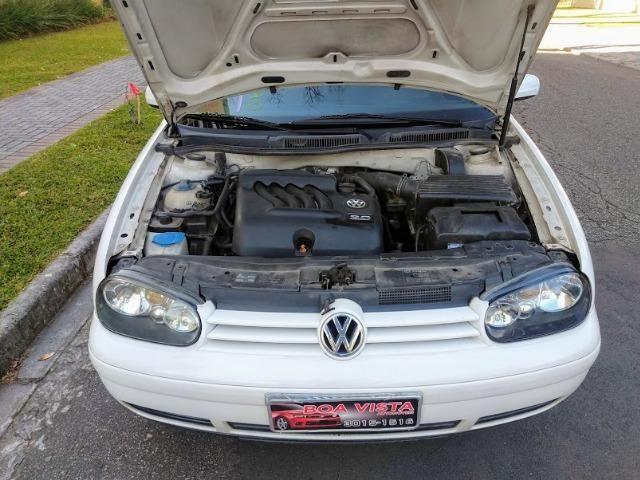 VW Golf 2.0 Lindo - Completo - Rodas Aro 20 - Super Oferta Boa Vista Automóveis - Foto 13