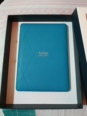 E-reader Kobo Glo Azul