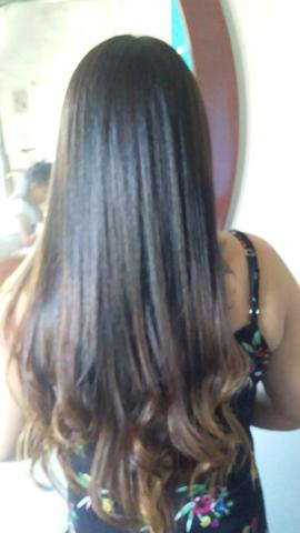 Talita cabelos