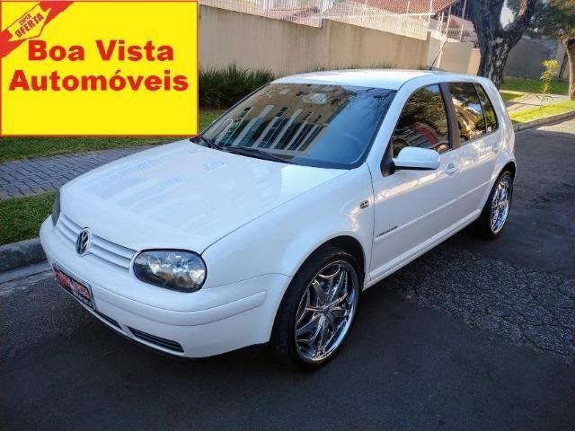 VW Golf 2.0 Lindo - Completo - Rodas Aro 20 - Super Oferta Boa Vista Automóveis