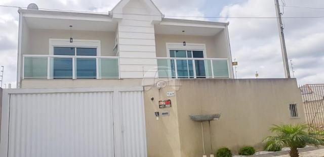 Casa à venda com 3 dormitórios em Parque dos lagos, Colombo cod:155718