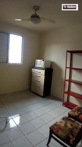 Apartamento para alugar, 68 m² por r$ 1.050,00/mês - plano diretor norte - palmas/to - Foto 16