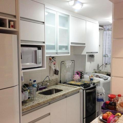 C-AP1479 Apartamento 2 quartos Vaga Coberta, ao lado Parque Bacacheri - Foto 7