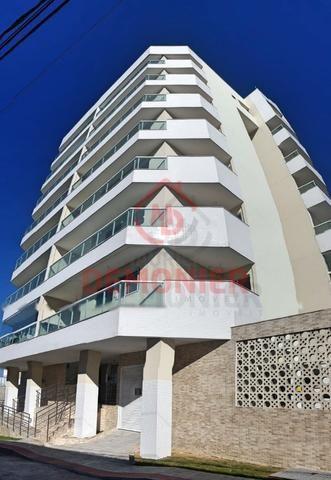 Alugo apartamento novo 2 quartos com suíte, 1 vaga, Campo Grande, com lazer