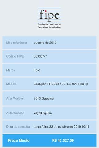 EcoSport Abaixo da Tabela Fipe - Foto 8