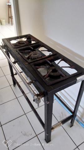 Forno industrial Progas 3 bocas - Foto 2