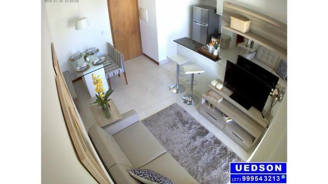 UED-53 - Apt° 3 quartos com suíte em colina de laranjeiras serra - Foto 11