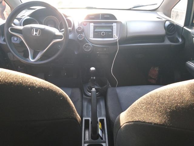 Honda Fit 1.4 Cinza Flex - Oportunidade - Foto 8