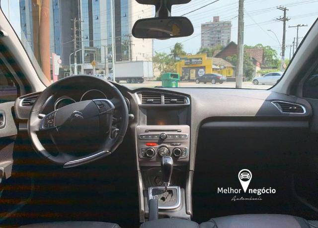 Citroën C4 Lounge Tendance Turbo THP 1.6 Flex Aut. Branco - Foto 9