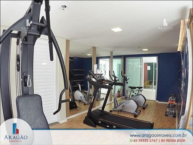 Apartamento com 3 suítes à venda, 94 m² por r$ 780.000 - aldeota (repasse de particular) - Foto 18
