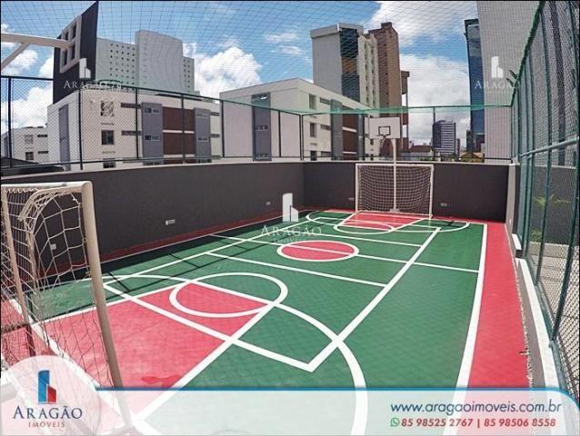 Apartamento com 3 suítes à venda, 94 m² por r$ 780.000 - aldeota (repasse de particular) - Foto 16