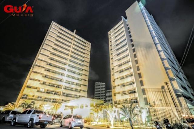 Apartamentos novos com 03 quartos a venda no cambeba